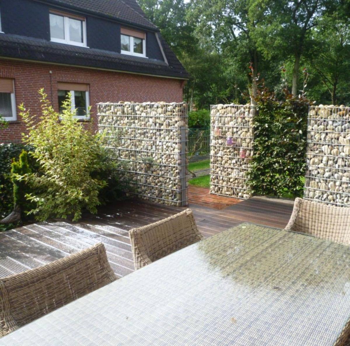 Gut bekannt Eine Terrasse zum Wohlfühlen | Wulf & Ewen XF81